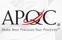 Отраслевые процессные модели APQC